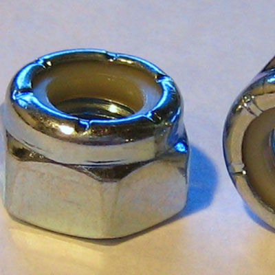 Stainless Steel Nylock Nut Suppliers